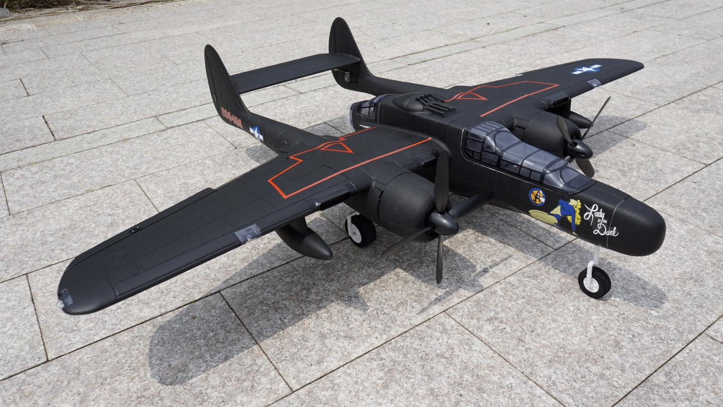 Black Widow?? - Hobby Squawk - RC Airplane and Helicopter