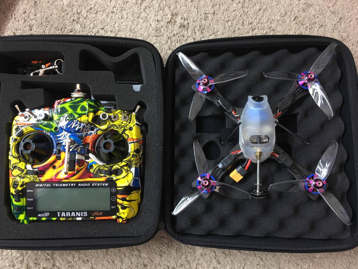 FrSky Horus X12S - Hobby Squawk - RC Airplane and Helicopter