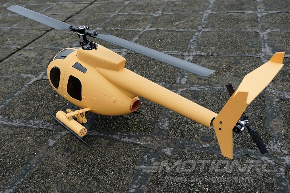 Official RotorScale AH-6 Attack 450 Size Helicopter