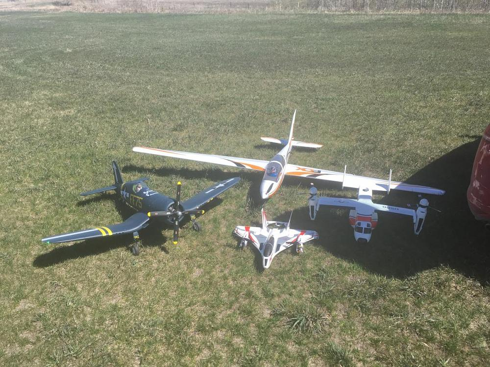 What did you fly today? - Hobby Squawk - RC Airplane and