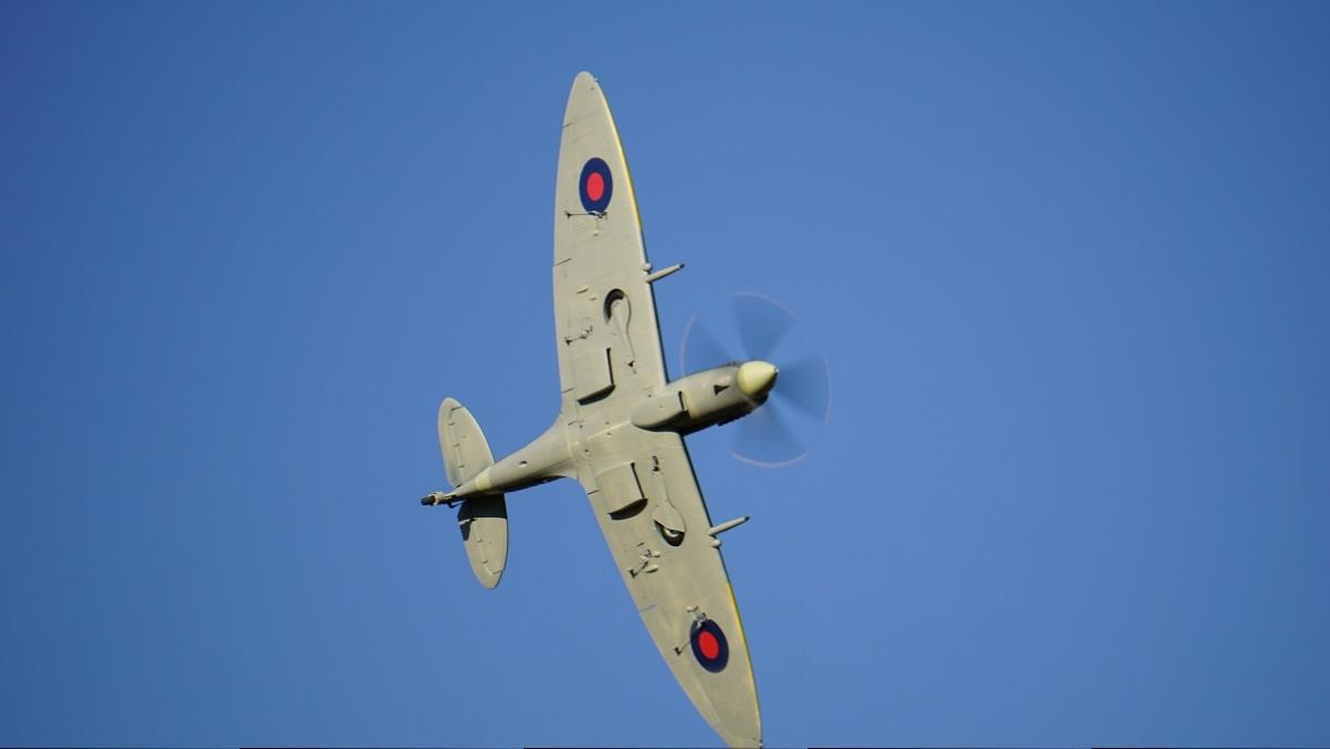 Official FlightLine RC 1600mm Spitfire Mk  IX Thread - Hobby