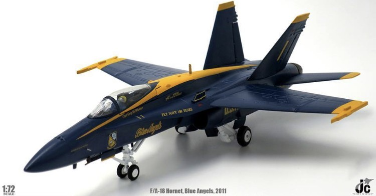 F/A-18 super hornet blue angel 80/90mm twin edf