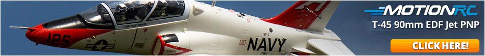 Freewing T-45 Goshawk 90mm EDF Jet PNP