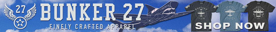 Bunker 27 - USAF Veteran Owned Apparel Company